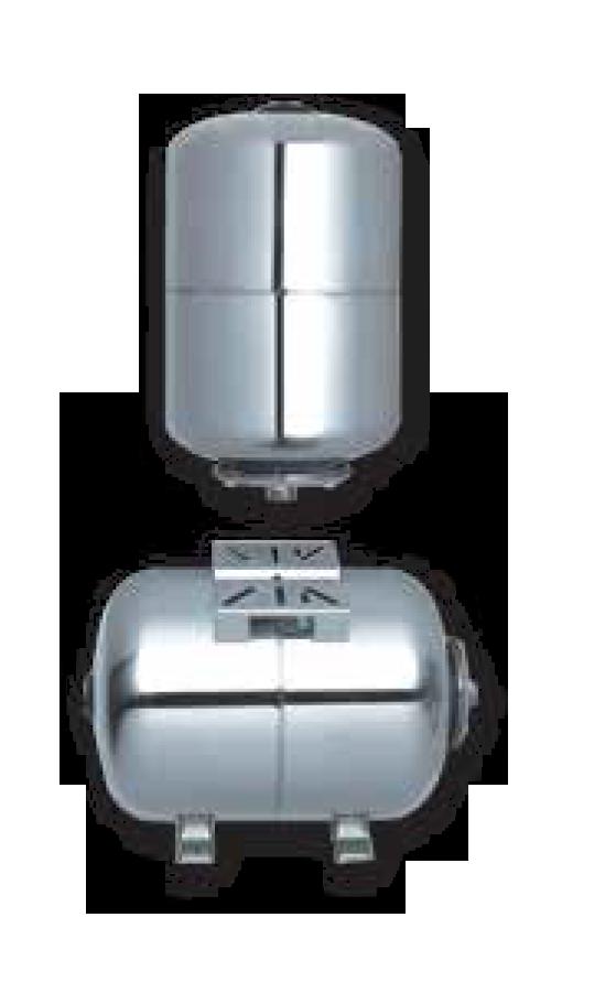 304 Paslanmaz Genleşme Tankları